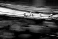 speeding/chasing around the track<br /> <br /> Ghent 6 - day 1
