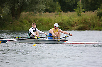 Race: 54  2x (Band 1)  Heat 1<br /> <br /> Peterborough Summer Regatta 2018 - Sunday<br /> <br /> To purchase this photo, or to see pricing information for Prints and Downloads, click the blue 'Add to Cart' button at the top-right of the page.