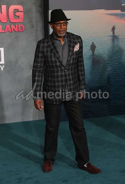 "08 March 2017 - Hollywood, California - James Pickens Jr.. ""Kong: Skull Island"" Los Angeles Premiere held at Dolby Theatre. Photo Credit: AdMedia"