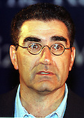 "Eugene Levy, a star of stage and TV, appears at the John F. Kennedy Center for the Performing Arts in Washington, D.C. on October 20, 1999, in preparation for the ""Mark Twain Prize"" celebration in honor of Jonathan Winters..Credit: Ron Sachs / CNP"