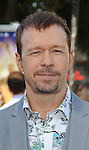 """WESTWOOD, CA - JULY 06: Donnie Wahlberg arrives to the """"Zookeeper"""" Los Angeles Premiere at Regency Village Theatre on July 6, 2011 in Westwood, California."""