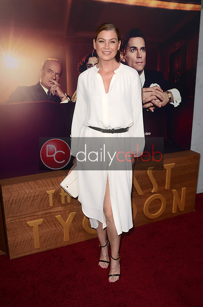 """Ellen Pompeo<br /> at """"The Last Tycoon"""" Red Carpet Premiere Screening, Harmony Gold Theater, Los Angeles, CA 07-27-17<br /> David Edwards/DailyCeleb.com 818-249-4998"""