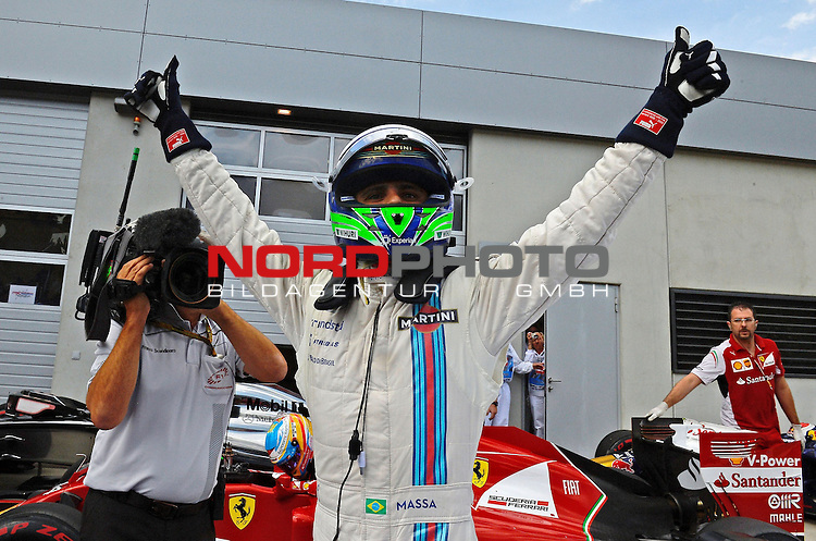 Felipe Massa (BRA), Williams GP<br /> for the complete Middle East, Austria &amp; Germany Media usage only!<br />  Foto &copy; nph / Mathis