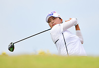 eSINGAPORE - FEBRUARY 01: Jin Young Ko of South Korea on the 6th tee during the second round of the HSBC Women's World Championship 2019 at Sentosa Golf Club - Tanjong Course, Singapore on March 01, 2019.<br /> .<br /> .<br /> .<br /> (Photo by: Naratip Golf Srisupab/SEALs Sports Images)<br /> .<br /> Any image use must include a mandatory credit line adjacent to the content which should read: Naratip Golf Srisupab/SEALs Sports Images