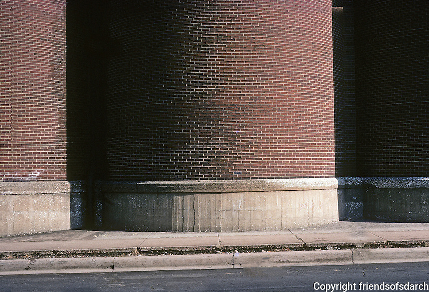 St. Louis: Old Lemp Brewery (International Shoe purchased this). Photo '77.