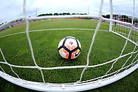 Boyds, MD - Saturday May 6, 2017: NWSL game ball prior to a regular season National Women's Soccer League (NWSL) match between the Washington Spirit and Sky Blue FC at Maureen Hendricks Field, Maryland SoccerPlex.