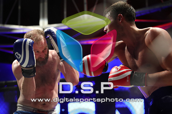 Callem O'Hearn Vs Jason Baker - Boxing During Fast and Furious Fight Series 17. Photo by: Stephen Smith<br /> <br /> Saturday 18th November 2017 - Oceana, Southampton, Hampshire, United Kingdom.
