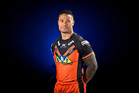 Picture by Allan McKenzie/SWpix.com - 09/01/18 - Rugby League - Super League - Castleford Media Day 2018 - A1 Football Factory, Castleford, England - Ben Roberts.