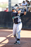 Larry Gonzalez - Seattle Mariners - 2010 Instructional League.Photo by:  Bill Mitchell/Four Seam Images..