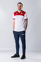 Jordan Harris<br />Swansea City FC kit photo shoot at the Liberty Stadium, Wales, UK. Wednesday 03 May 2017