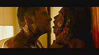 Revenge (2017)<br /> Kevin Janssens and Matilda Anna Ingrid Lutz<br /> *Filmstill - Editorial Use Only*<br /> CAP/FB<br /> Image supplied by Capital Pictures