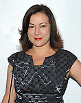 Jennifer Tilly arriving at Vivica A. Fox's Fabulous 50th Birthday Celebration held at the Philippe Chow Beverly Hills, Ca. August 2, 2014.