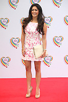 Casey Batchelor arriving for the Health Lottery Tea Party, The Savoy, London. 02/06/2014 Picture by: Alexandra Glen / Featureflash