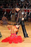 International Championships held in Royal Albert Hall, London, United Kingdom. Thursday, 13. October 2011. ATTILA VOLGYI<br /> Published on DanceSport Info do not copy!
