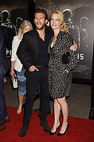 BURBANK, CA - FEBRUARY 05: Actors Scott Eastwood (L) and Alison Eastwood arrive at the premiere of Warner Bros. Pictures' 'The 15:17 To Paris' at Warner Bros. Studios, SJR Theater on February 5, 2018 in Burbank, California.<br /> CAP/ROT/TM<br /> &copy;TM/ROT/Capital Pictures