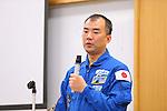 Soichi Noguchi, APRIL 21, 2013 : The Building up Team Japan 2013 for Sochi at Ajinomoto NTC, Tokyo, Japan. (Photo by AFLO SPORT)
