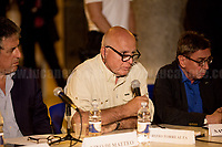 Maurizio Torrealta - Journalist and Author (Giornalista e Scrittore, http://www.mauriziotorrealta.it/ ).<br />