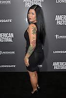 BEVERLY HILLS, CA. October 13, 2016: Suteara Vaughn at the Los Angeles premiere of &quot;American Pastoral&quot; at The Academy's Samuel Goldwyn Theatre.<br /> Picture: Paul Smith/Featureflash/SilverHub 0208 004 5359/ 07711 972644 Editors@silverhubmedia.com