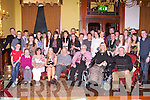 18TH BIRTHDAY: Michaela Heaslip, Manor, Tralee (seated 4th left) having a great time celebrating her 18th birthday with family and friends at the Grand hotel, Tralee on Friday.