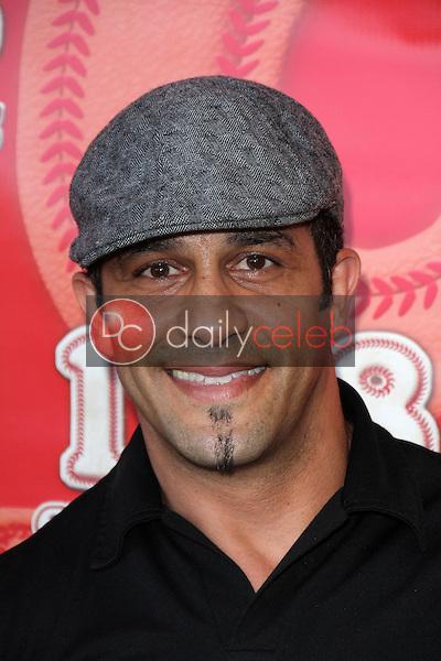 "Sharif Ibrahim<br /> ""108 Stitches"" World Premiere, Harmony Gold, Los Angeles, CA 09-10-14<br /> David Edwards/DailyCeleb.com 818-249-4998"