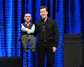 SUNRISE FL - APRIL 28: Jeff Dunham performs at The BB&T Center on April 28, 2018 in Sunrise, Florida. Photo by Larry Marano © 2018