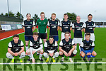 Dingle in the Munster Junior Cup against Classic FC at Mounthawk Park on Friday