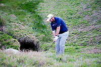 Shane Lowry (IRL) on the 18th during the 1st round at the WGC Dell Technologies Matchplay championship, Austin Country Club, Austin, Texas, USA. 23/03/2017.<br /> Picture: Golffile | Fran Caffrey<br /> <br /> <br /> All photo usage must carry mandatory copyright credit (&copy; Golffile | Fran Caffrey)