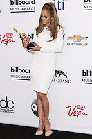 LAS VEGAS, NV, USA - MAY 18: Jennifer Lopez in the press room at the Billboard Music Awards 2014 held at the MGM Grand Garden Arena on May 18, 2014 in Las Vegas, Nevada, United States. (Photo by Xavier Collin/Celebrity Monitor)