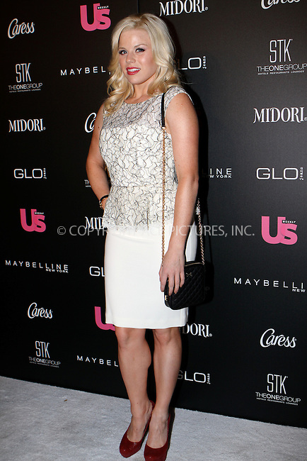 WWW.ACEPIXS.COM....September 12 2012, New York City....Actress Megan Hilty at an event during Mercedes benz New York Fashion Week on September 12 2012 in New York City......By Line: Nancy Rivera/ACE Pictures......ACE Pictures, Inc...tel: 646 769 0430..Email: info@acepixs.com..www.acepixs.com