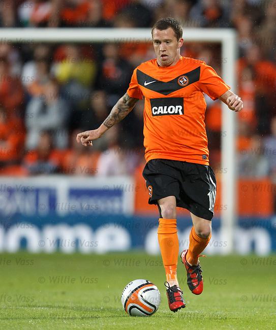Danny Swanson, Dundee Utd