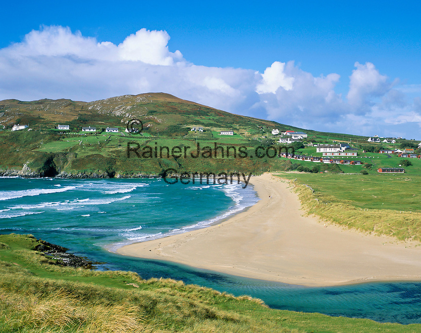 Ireland, County Cork, Mizen Head Peninsula, near Crookhaven: Barley Cove | Irland, County Cork, Mizen Head Halbinsel, bei Crookhaven: Barley Cove