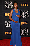 ACTRESS TATYANA ALI ATTENDS 2016 BLACK GIRLS ROCK! Hosted by TRACEE ELLIS ROSS  Honors RIHANNA (ROCK STAR AWARD), SHONDA RHIMES (SHOT CALLER), GLADYS KNIGHT LIVING LEGEND AWARD), DANAI GURIRA (STAR POWER), AMANDLA STENBERG YOUNG, GIFTED & BLACK AWARD), AND BLACK LIVES MATTER FOUNDERS PATRISSE CULLORS, OPALL TOMETI AND ALICIA GARZA (CHANGE AGENT AWARD) HELD AT NJPAC