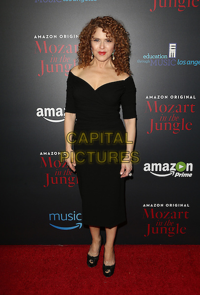 Los Angeles, CA - DECEMBER 01: Bernadette Peters, At Screening Event For Amazon's &quot;Mozart In The Jungle&quot; At Pacific Theatres at the Grove, California on December 01, 2016. <br /> CAP/MPI/FS<br /> &copy;FS/MPI/Capital Pictures