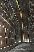 fermentation tank interior with cooling curtain aime stentz & fils wettolsheim alsace france