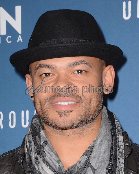"08 January  - Pasadena, Ca - Anthony Hemingway. Arrivals for the WGN America Winter TCA Tour ""Underground"" held at The Langham Hotel. Photo Credit: Birdie Thompson/AdMedia"
