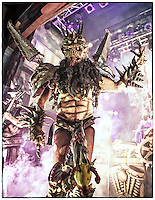 Gwar at House of Blues in 2013.