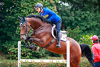 2017 GER-YARD VISIT: Daniel Meech. Jumping Training Event, Koningsbosch, Netherlands. Tuesday 1 August. Copyright Photo: Libby Law Photography