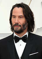 09 February 2020 - Hollywood, California - Keanu Reeves. 92nd Annual Academy Awards presented by the Academy of Motion Picture Arts and Sciences held at Hollywood & Highland Center. Photo Credit: AdMedia