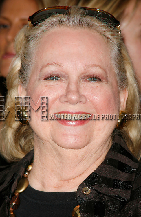 Barbara Cook arriving for the New York Premiere Screening  of &quot;HAIRSPRAY&quot; at the Ziegfeld Theatre.<br />