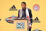 13 January 2011: Toronto FC selected Joao Plata (ECU) with the #51 overall pick. The 2011 MLS SuperDraft was held in the Ballroom at Baltimore Convention Center in Baltimore, MD during the NSCAA Annual Convention.