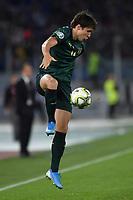 Federico Chiesa Italy <br /> Roma 12-10-2019 Stadio Olimpico <br /> European Qualifiers Qualifying round Group J <br /> Italy - Greece <br /> Photo Antonietta Baldassarre/Insidefoto