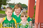Padraig, Margaret and Maureen O'Rahilly were hoping for a Kerry victory on Sunday.   Copyright Kerry's Eye 2008