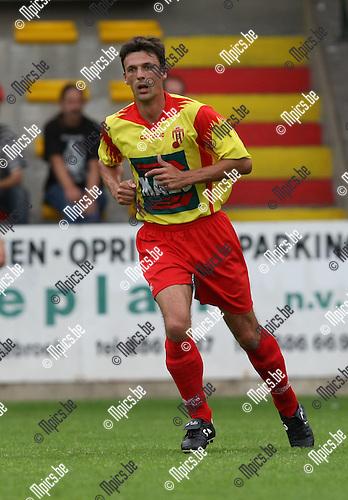 2009-07-29 / Voetbal / seizoen 2009-2010 / KSV Bornem / Dave Van Waes..Foto: Maarten Straetemans (SMB)
