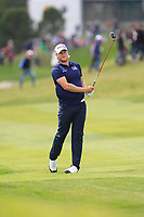 Henric Sturehed (SWE) on the 1st fairway during Round 4 of the Open de Espana 2018 at Centro Nacional de Golf on Sunday 15th April 2018.<br /> Picture:  Thos Caffrey / www.golffile.ie<br /> <br /> All photo usage must carry mandatory copyright credit (&copy; Golffile | Thos Caffrey)