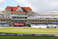 General view of play ahead of Notts Outlaws vs Essex Eagles, NatWest T20 Blast Cricket at Trent Bridge on 8th August 2016