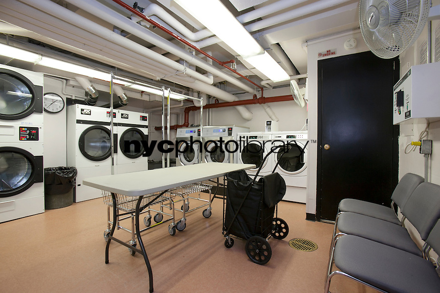Laundry Room at 345 East 86th Street