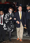 Arlene Dahl & Husband Marc Rosen attending the Memorial To Honor Marvin Hamlisch at the Peter Jay Sharp Theater in New York City on 9/18/2012.