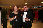Smart Solutions Mad Hatters Ball<br /> Rachel Jones &amp; Greg Warren.<br /> Mecure Holland House<br /> Cardiff<br /> 23.11.13<br /> &copy;Steve Pope-FOTOWALES