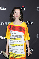 "LOS ANGELES - MAR 20:  Aline Brosh McKenna at the PaleyFest -  ""Jane The Virgin"" And ""Crazy Ex-Girlfriend"" at the Dolby Theater on March 20, 2019 in Los Angeles, CA"
