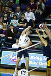 2015 BYU Men's Volleyball vs UC Irvine